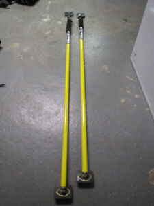 Task quick support rod