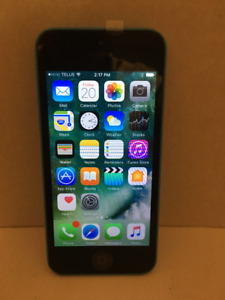 "IPhone 5 in excellent condition ""Great phone. Great shape!"""