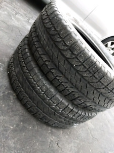 245x65x17 used winter tires (4)