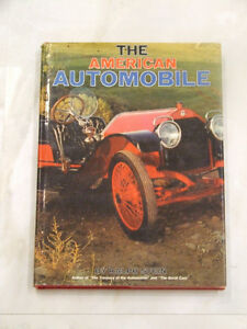 Great book about old cars: The American Automobile