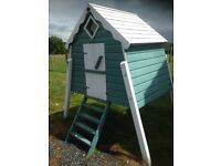Hutches cages runs for sale chicken goat rabbits