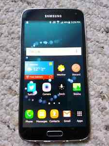 Samsung Galaxy S5 on Roger's Network