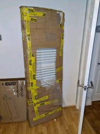 Designer Heated Towel Rail 1800mm x 600mm
