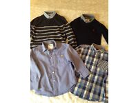 Boys age 5-6 very smart clothes bundle . All for only £20