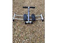 Slider exercise 'machine'