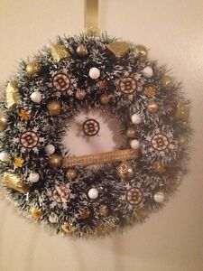 Hockey Christmas wreaths Cornwall Ontario image 7