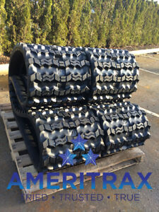 Rubber Tracks For Sale, fast shipping, great prices and warranty