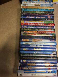 Lots 28 films pour enfants