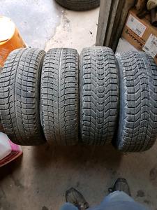 185/65/15 Snow tire's