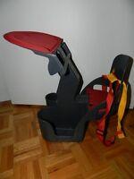 Siège de vélo pour petit enfant - bicycle child seat carrier