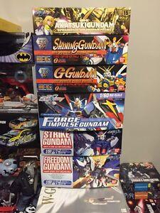 Gundam model kits Strathcona County Edmonton Area image 3
