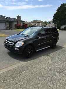 2008 Mercedes-Benz GL-Class CDI 4MATIC SUV, Crossover
