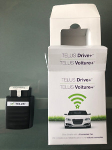 TELUS Drive+ Wi-Fi Hot Spot for your car