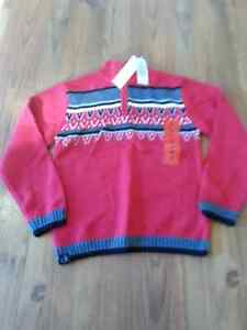 New with tags size 7 sweater