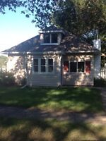 West-side North Battleford House for Rent