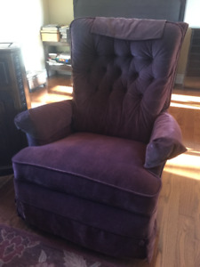 LazyBoy Rocker Recliner Chair