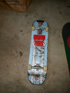 Chocolate professional skateboard with independent trucks