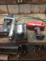Selling off some extra tools