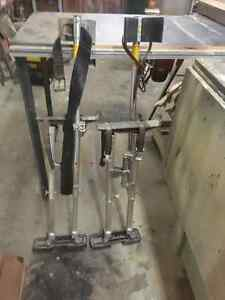 Good price on drywall stilts