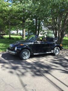 79 VW Beetle Classic