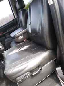 2002 Dodge ram 1500 leather seats (reduced )