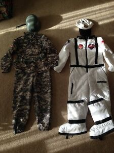 Army astronaut costume
