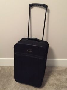 Santa Fe Upright Rolling Suitcase