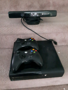 X Box 360 kinnect