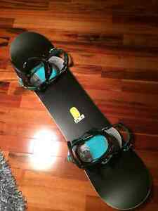 Rossignol Mini Snowboard For Adults- (+$20 for Ride bindings)