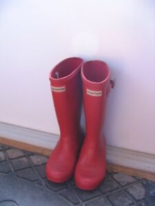 Youth Hunter Boots - size 3