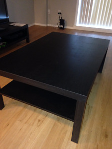Ikea Coffee Table, TV Stand, and/or Drawer