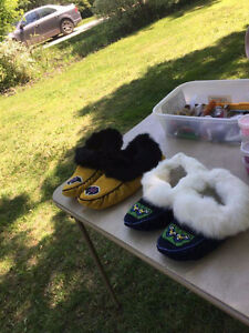 Mens and woman Beautiful moccasins