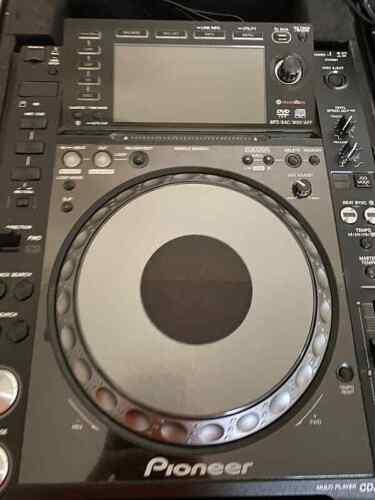 Pioneer CDJ-2000NXS Digital DJ Turntable - Black