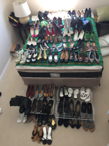 SHOES FOR SALE IN BULK (71 PAIR)