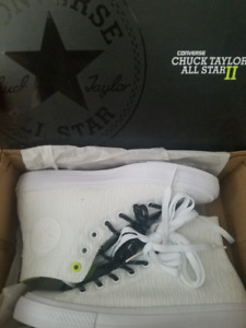 Converse Chuck Taylor All Star II - White Reflective - BRAND NEW