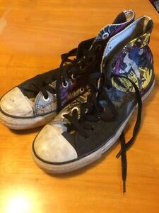 Two-Face converse great condition