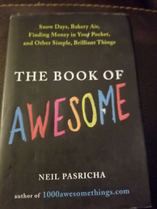 The book of awesome and the book of even more awesome