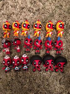 Funko Pop! Deadpool Mystery Mini