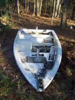 Looking for a project boat