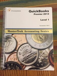 Quickbooks Premier Textbook - STILL AVAILABLE IF AD IS UP