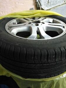 Rims and Summer  tires for Mercedes SUV