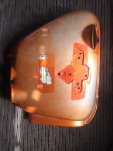 CB750 Right Side Cover
