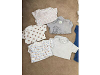 Baby vests 0-3 months. All brand new just washed. £1 each.