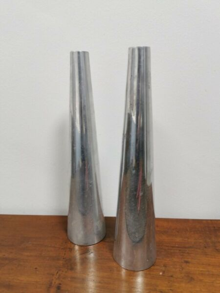 2 pieces Candle Holder stand Upright A