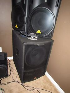 Peavey SP118X and EP2500 Amp for sale/ trade Oakville / Halton Region Toronto (GTA) image 1