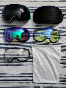 USED Burton, Anon, 686, Flow Snowboard Gear