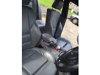 Original Genuine BMW 325i E46 M Sport Saloon GREY Heated Seats Front Back UK (Fits: BMW [E46])