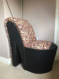 Shoe Chair, Seat, Dressing.