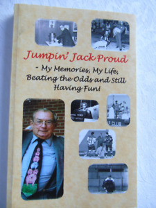 JUMPIN' JACK PROUD BOOK by JACK,MEMORIES,HAVING FUN