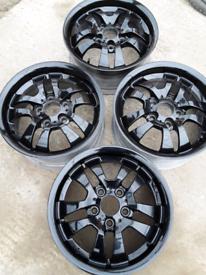 16ins BMW 3 series E90 style 154 alloy wheels (014)